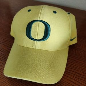 Nike Oregon Ducks Wool Baseball Hat